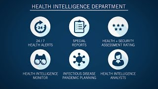 Global Health Intelligence Solutions | WorldAware Solutions and Offerings