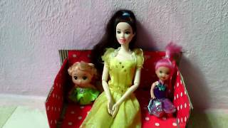 Cuoc song gia dinh bup be barbe:sinh nhat chi 2
