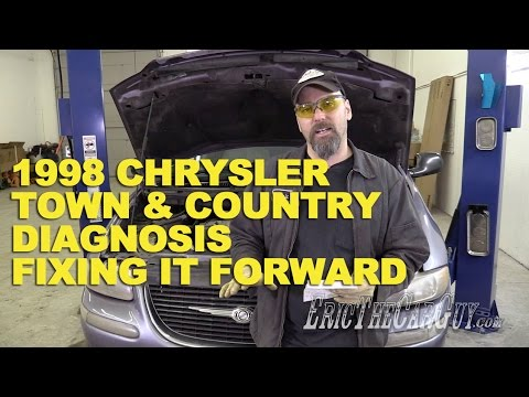 1998 Chrysler Town & Country Diagnosis -Fixing it Forward