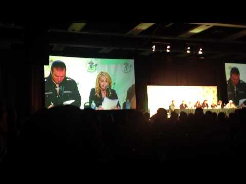 Voice Actors do the Star Wars Radio Play - Emerald City Comicon 2012 - Part 13