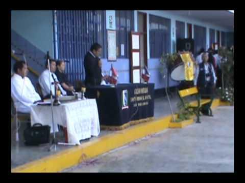 Inauguración del año escolar 2011 (Primaria y Secundaria)
