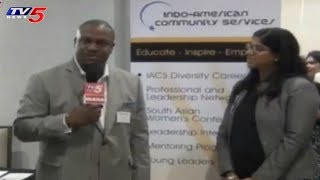 Indo American Community Services (IACS) Conducts Personality Development Conference