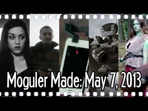 iPhone 5 Filmmaking, 16mm Long Shot Short Film, and More! : Moguler Made: May 7, 2013