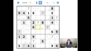 """""""Worst Dinner Party Guest Ever"""" Vs Hard Sudoku:  Who Wins?!"""