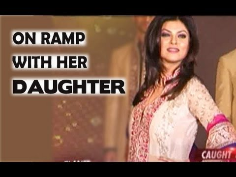 Sushmita Sen, Kajol, Neha Dhupia At Fashion Show video