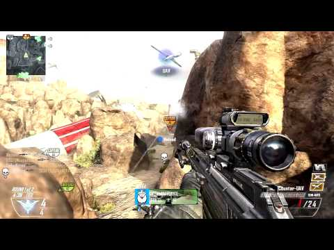 FaZe Kross: Black Ops 2 Montage Sniping & Quickscoping!