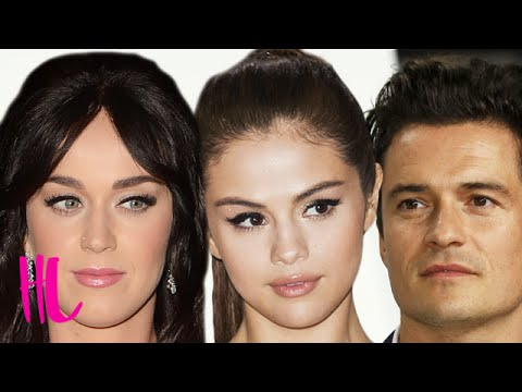 Katy Perry Speaks Out After Selena Gomez & Bf Orlando Bloom PDA Pics