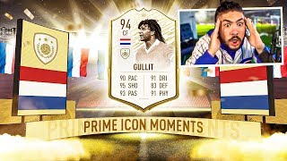 OMG I PACKED MOMENTS GULLIT!! MY BEST PACK EVER!! FIFA 20