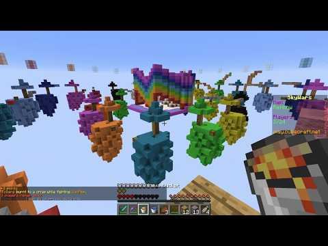 VOLVEMOSSSS!!! - Sky Wars Minecraft