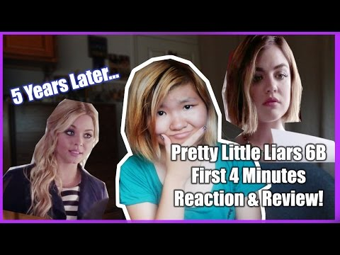 Pretty Little Liars 6B First 4 Minutes Reaction & Review