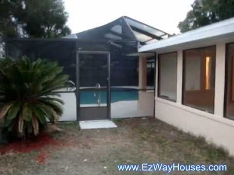 tampa fl pool home for sale youtube