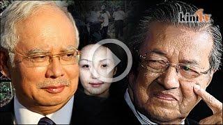 Mahathir Siasat Siapa Arah Bunuh Altantuya
