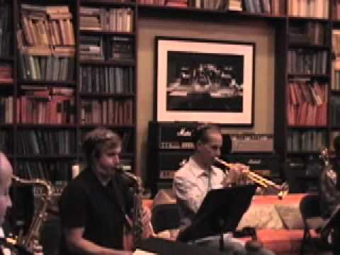 Chris Tedesco Trumpet Player Los Angeles - Song session for