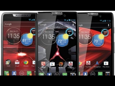 Personalización android MOTOROLA RAZR M +Circle Widgets 3D - Happy Tech android
