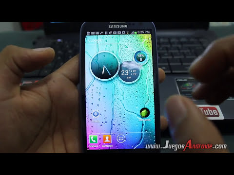 Personalizacin android MOTOROLA RAZR M +Circle Widgets 3D - Happy Tech android