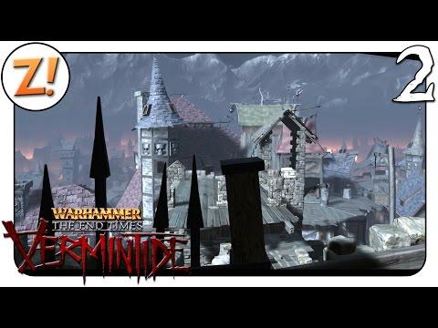 Warhammer: End Times - Vermintide: Alaaaaarm! #02 | Let's Play Together ★ [GERMAN/DEUTSCH]