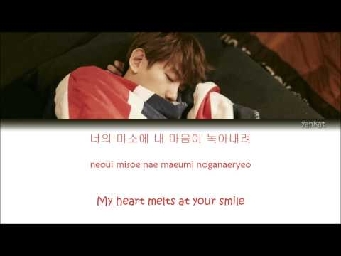 Beautiful (두근거려) - Baekhyun (백현) (Color Coded Han Rom Eng Lyrics) [EXO Next Door OST]