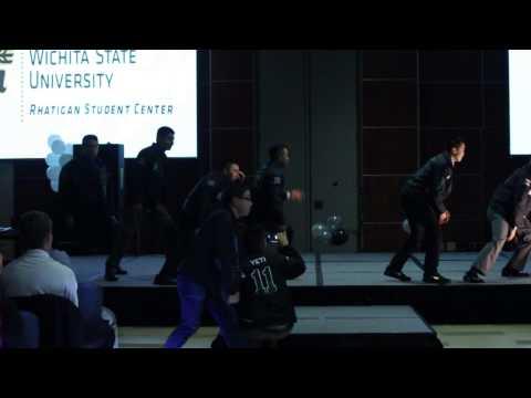 ASC Date Auction: Chi Sigma Tau Fraternity, Inc. Stroll Performance