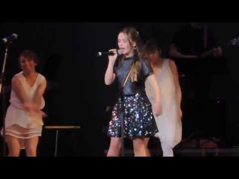 Connie Talbot - Let It Go, Concert in HK 25/11/2014