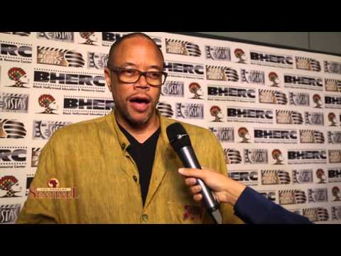 Ralph Scott at the African American Film Market