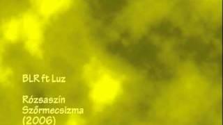 BLR Ft. Luz - RózsaszínSzőrmecsizma