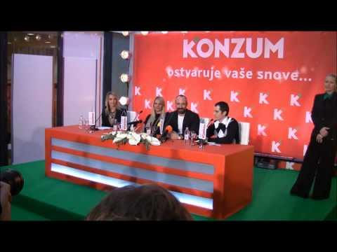Predstavljanje Konzumove Promotivne Kampanje S Halitom Ergencom