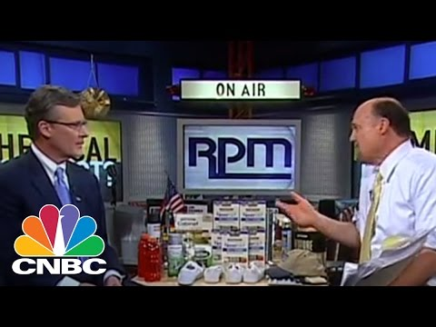 RPM International's CEO on innovation in chemistry | CNBC