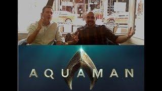 Aquaman Trailer Reaction Video