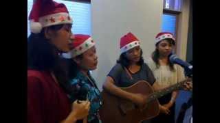 Teringat Saat Natal Bersama - Lima Sekawan Indonesia