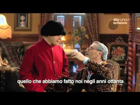 Corrado Guzzanti – PREVIOUSLY SHOW