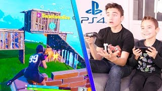 DUO FORTNITE BATTLE ROYALE SUR PS4 - Swan et Néo