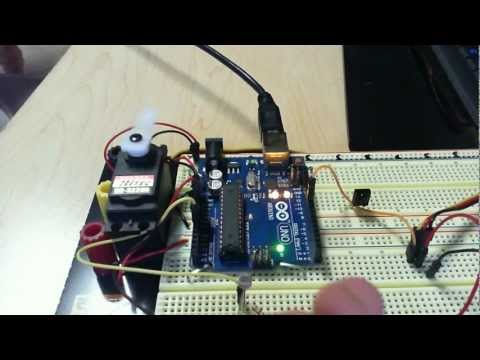 Arduino Tutorial (Photocell)