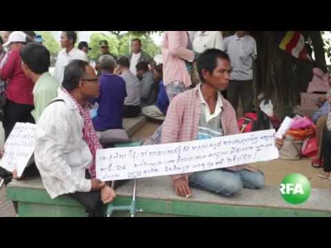 Disabled People from Banteay Meanchey Seek Primier Intervention