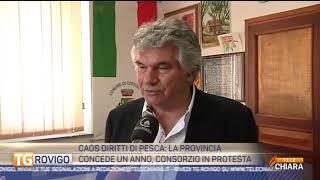 CAOS DIRITTI DI PESCA : LA PROVINCIA CONCEDE UN ANNO ...CONSORZIO IN PROTESTA