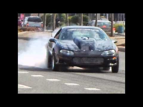 Slideshow of burnouts from Ocean City,md SHOW may 2013 distancept 1