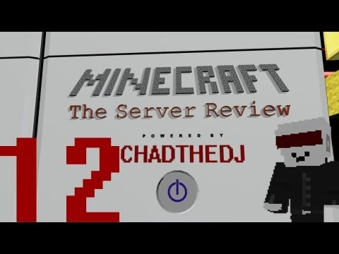 Minecraft Server Review 12 - Exodus Minecraft!