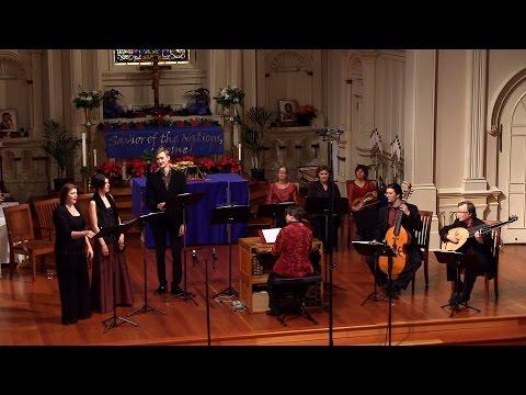 Alessandro Grandi: Venetian Christmas Vespers, Beatus Vir; Voices of Music