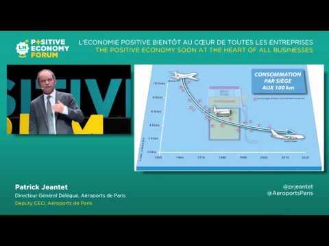 Patrick Jeantet - Positive Economy Forum Le Havre 2015 [Français]