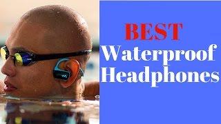 Best Waterproof Headphones for Swimmers- Top 5 Waterproof headphons