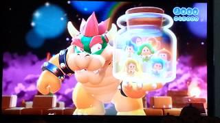 Super Mario 3D World Part 18: Finale! -Onion 64-