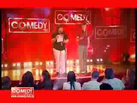 Comedy Club Minsk: Т-34 и Павел Кривец