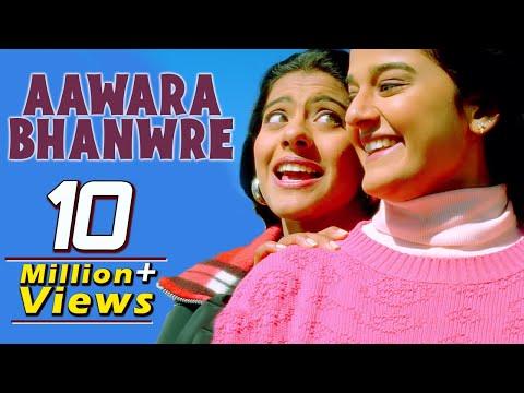 A R Rahman Song aawara Bhawren Jo Hole Hole Gaaye - Kajol, Singer: Hema Sardesai, Sapnay video