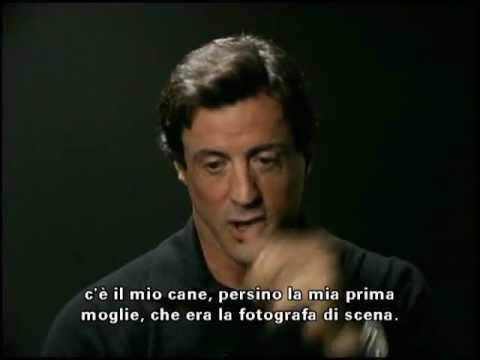 ROCKY - Commento di Sylvester Stallone - Parte 1/2