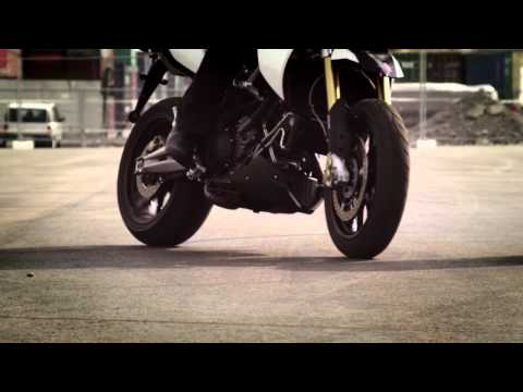 Aprilia Dorsoduro 1200. Official Video.