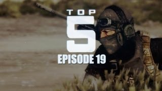 Top 5 Battlefield 3 Plays! - Episode 19