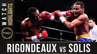 Rigondeaux vs Solis HIGHLIGHTS: February 8, 2020 - PBC on Showtime