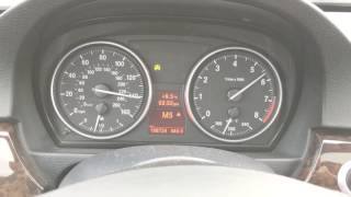 BMW 335i pulls - MHD 7.1 Stage 1+ FMIC map 60 - 160mph