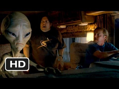 Paul #2 Movie CLIP - Psychotic Nerd (2011) HD