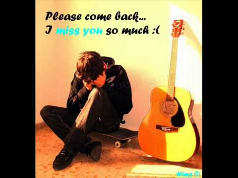 i love u my angel   please come back       360p