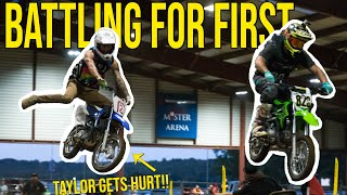 INSANE PIT BIKE RACING! Craziest Event EVER!